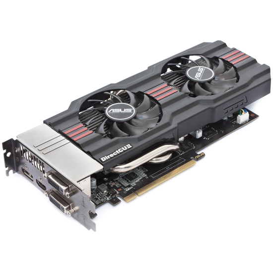 Asus GTX 660 2Gb Video Card