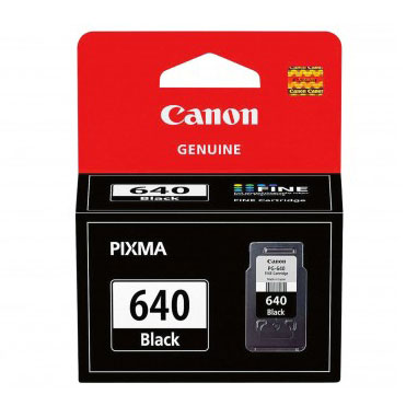 Canon PG640 Ink Cartridge