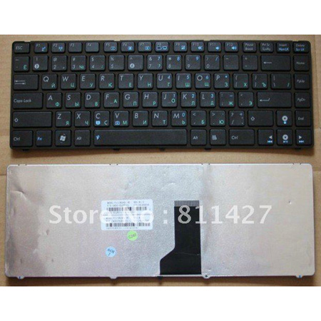 Laptop keyboard for Asus K43 X43