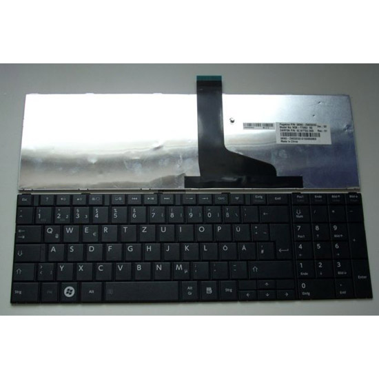 Laptop keyboard for Toshiba L850