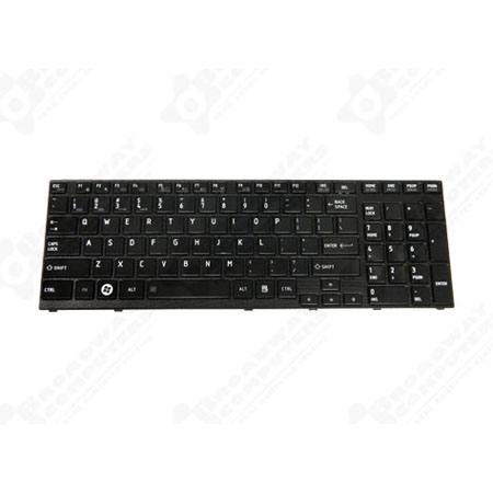 Laptop keyboard for Toshiba P750