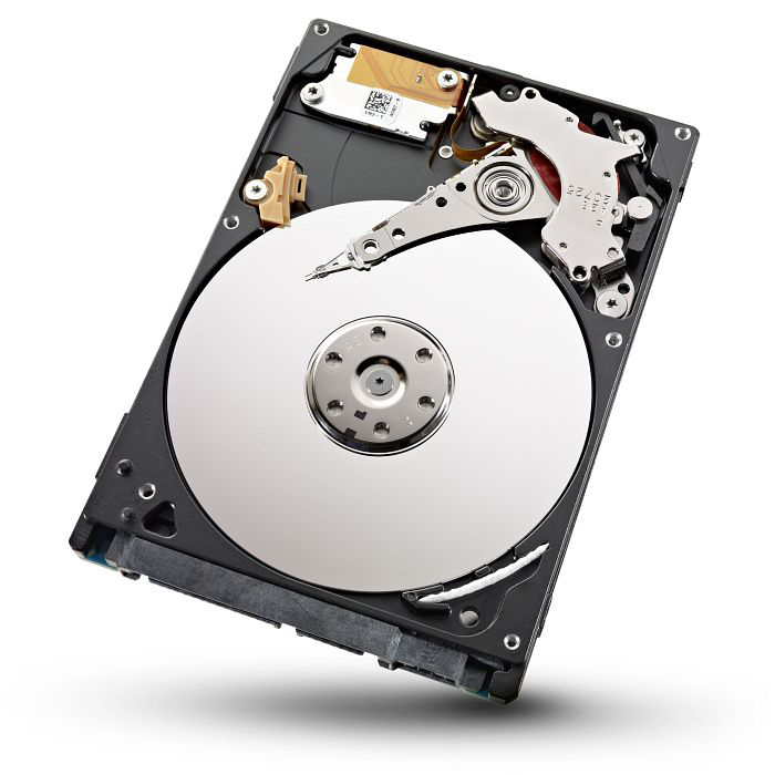 500GB 2.5 5400R HDD - Seagate 7mm 64MB Hybrid ST500LM000