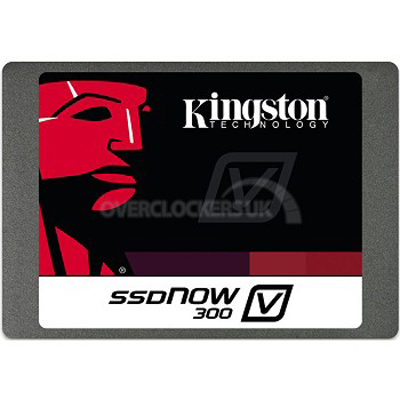 Kingston 480GB SSD Sata 3 2.5 V300 SV300S37A/480G