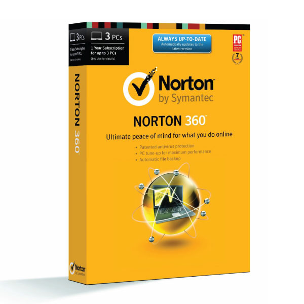 Norton 360 V21 3 User OEM