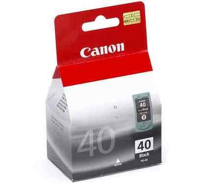 Canon PG40 Ink Cartridge